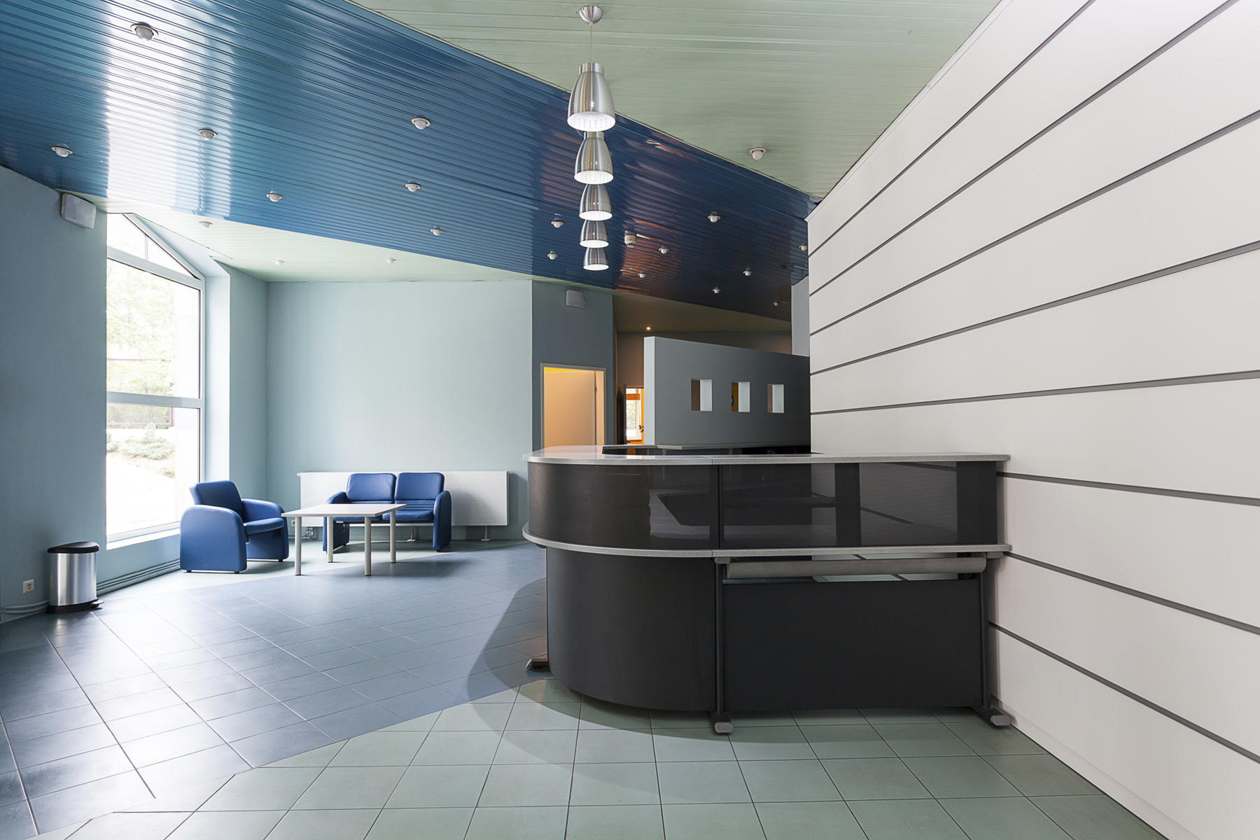 Associated Property Management reception area
